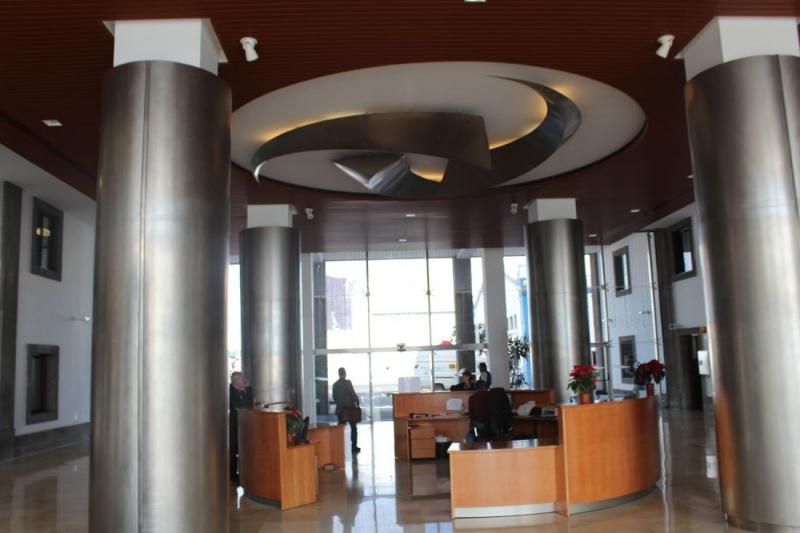 Oficinas Autoridad portuaria Las Palmas