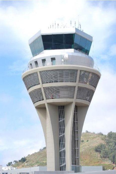 Torre de control Aeropuerto de Tenerife
