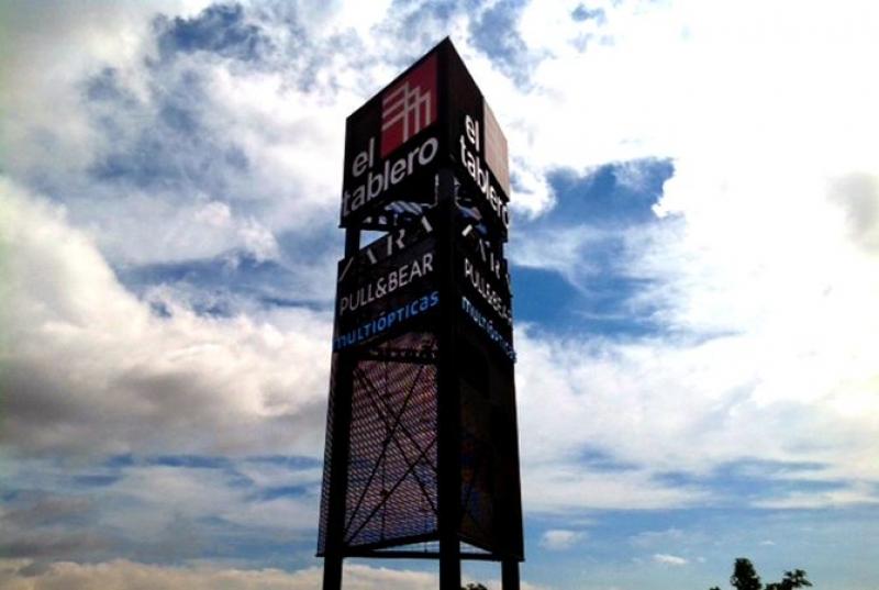 Centro Comercial El Tablero