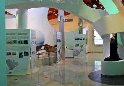 Centro de visitantes - Parque Nacional del Teide